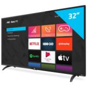 "Smart TV LED 32"" AOC Roku HD 32S5195/78G Dolby Digital - Wi-Fi 3 HDMI 1 USB"