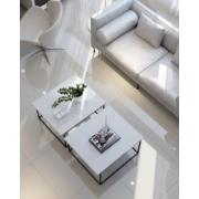 Porcelanato Tipo A 70x70 cm Polido Technatto Monocolor 2,00m² Retificado - Cerbras