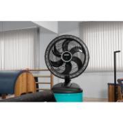 Ventilador de Mesa Arno Ultra Silence VD50 220V Preto - 50 cm 3 Velocidades