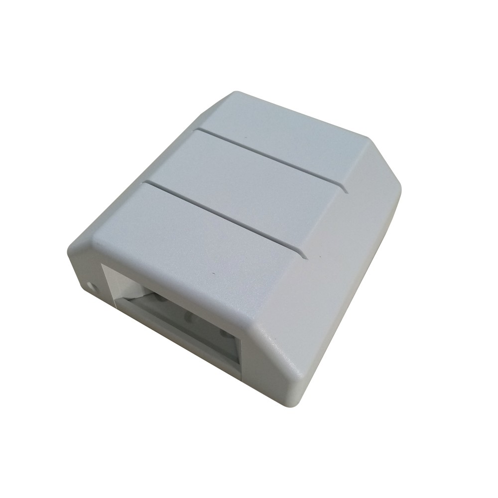 Arandela LED Plastico 6W Branco - Nitrolux