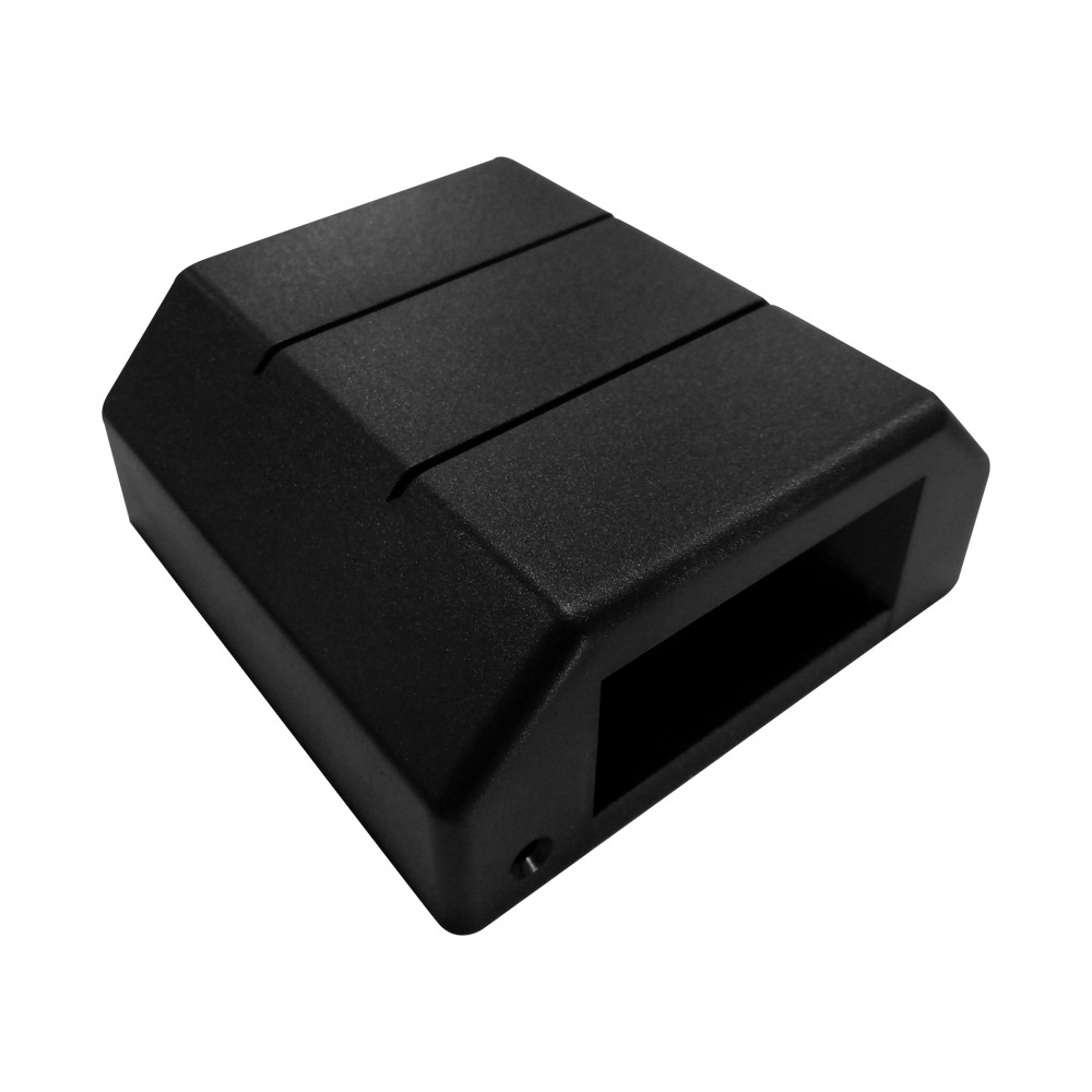 Arandela LED Plastico 6W Preto - Nitrolux