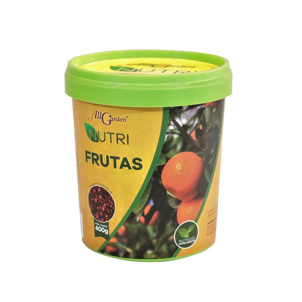 Fertilizante Nutri para Frutas Granulado 400g - All Garden