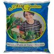 Turfa para Plantio de Cactos e Suculentas 2kg - All Garden
