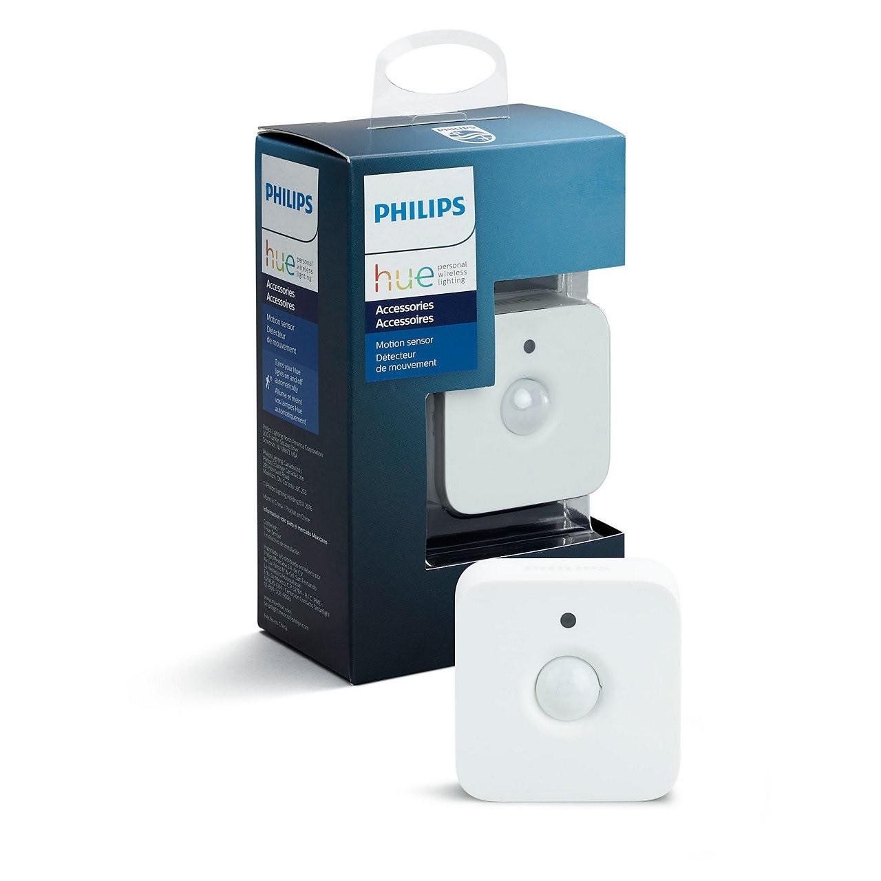 Sensor de Presenca Philips HUE Branco