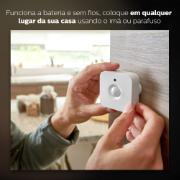 Sensor de Presença Philips HUE Branco