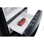 Geladeira/Refrigerador Brastemp Frost Free Inverse 419L 220V 3 Portas Inox - Painel Touch - BRY59BK