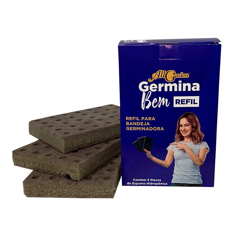 Refil Bandeja Germinadora Germina Bem Hortalicas 30g - All Garden