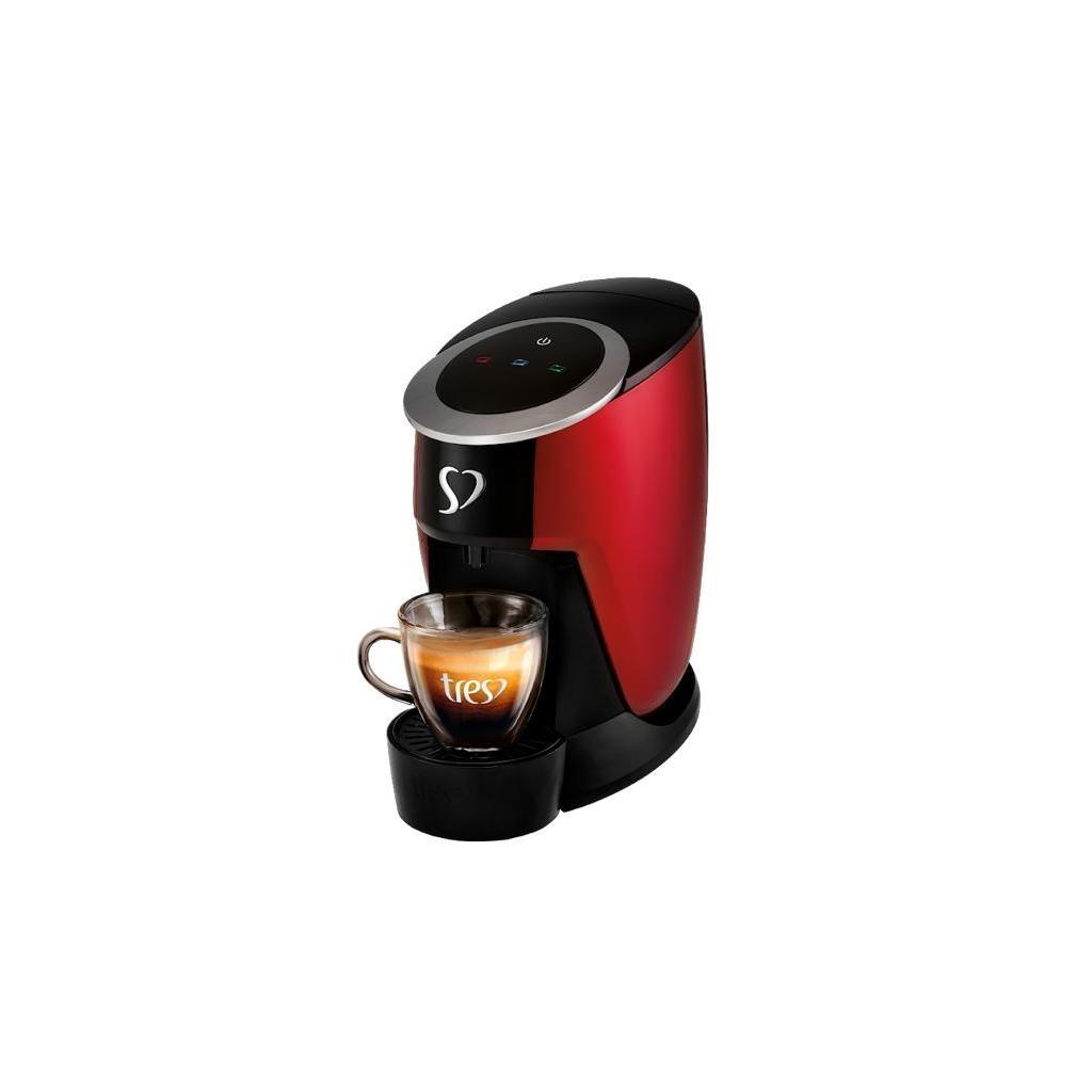 Cafeteira Espresso Touch Tres Vermelha - 220V