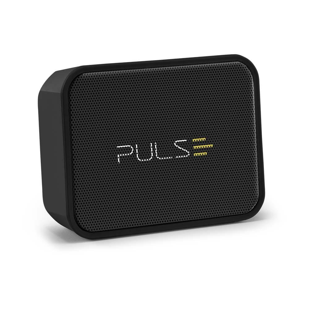 Caixa de Som Bluetooth Speaker Splash SP354 8W P2 USB Preta IP67 - Multilaser