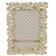 Porta Retrato Unifoto 10x15 cm Dourado 8001 - Dea