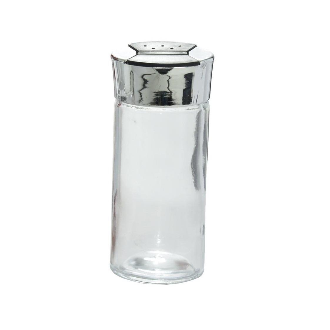 Porta Condimento de Vidro 80 ml - Rio de Ouro