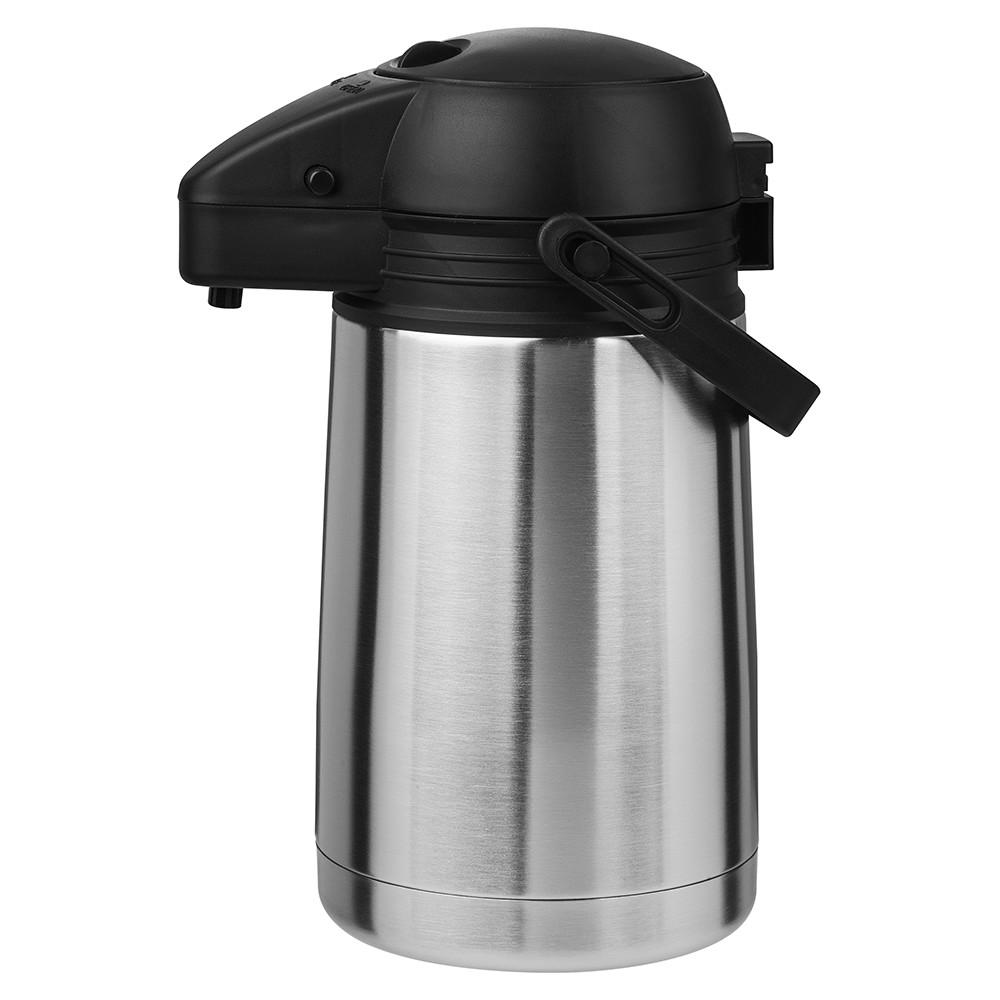 Garrafa Termica Basic Airpot de Aco Inox 1L TP 6542 - Marcamix
