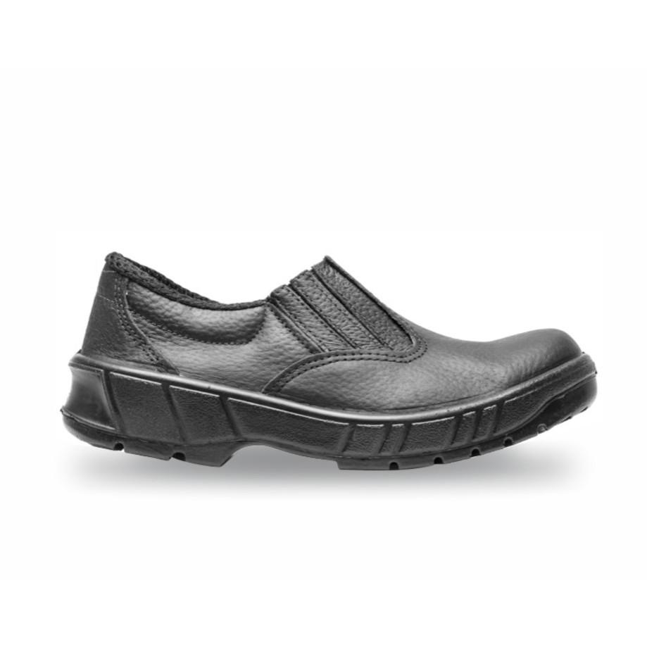 Sapato de Couro Elastico Cano Extracurto Numero 38 - Cabritos Floresta