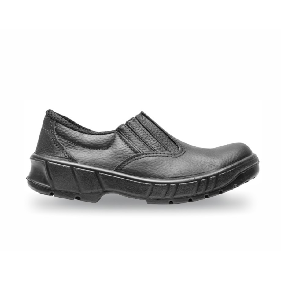 Sapato de Couro Elastico Cano Extracurto Numero 41 - Cabritos