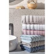Toalha de Banho Le Bain 100% Algodão 70x140 cm Cinza - Artex