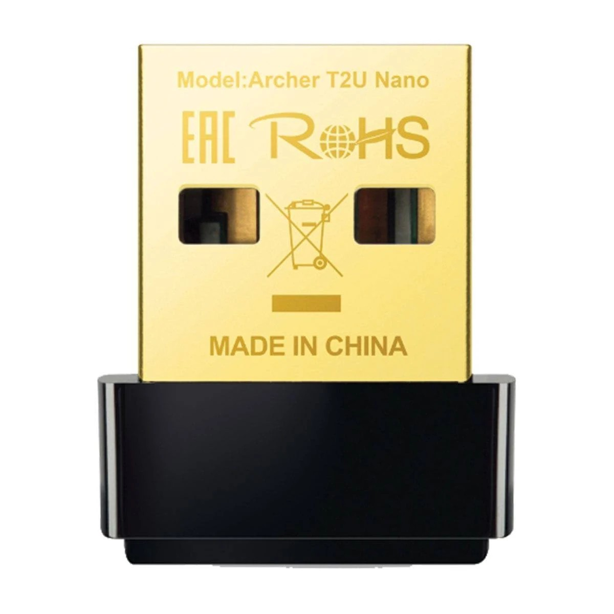 Adaptador USB Wi-Fi Nano AC600 Archer TP-LINK