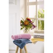 Toalha De Rosto Color 100% Algodão 41 X 70 Cm Amarelo - Artex