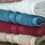 Toalha De Rosto Color 100% Algodão 41 X 70 Cm Malva - Artex