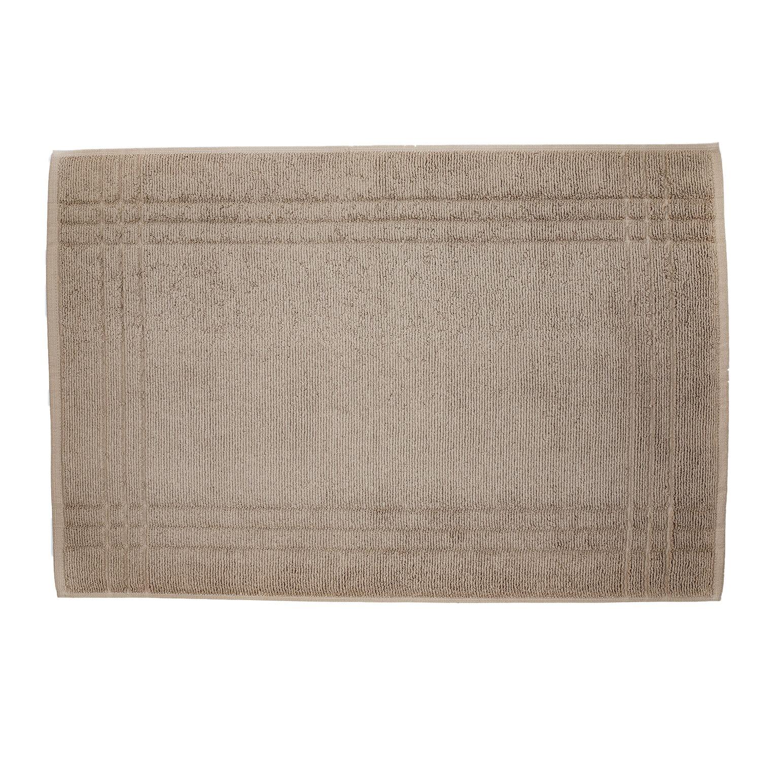 Toalha de Piso Eternity 50x80 cm 100 Algodao Natural - Artex