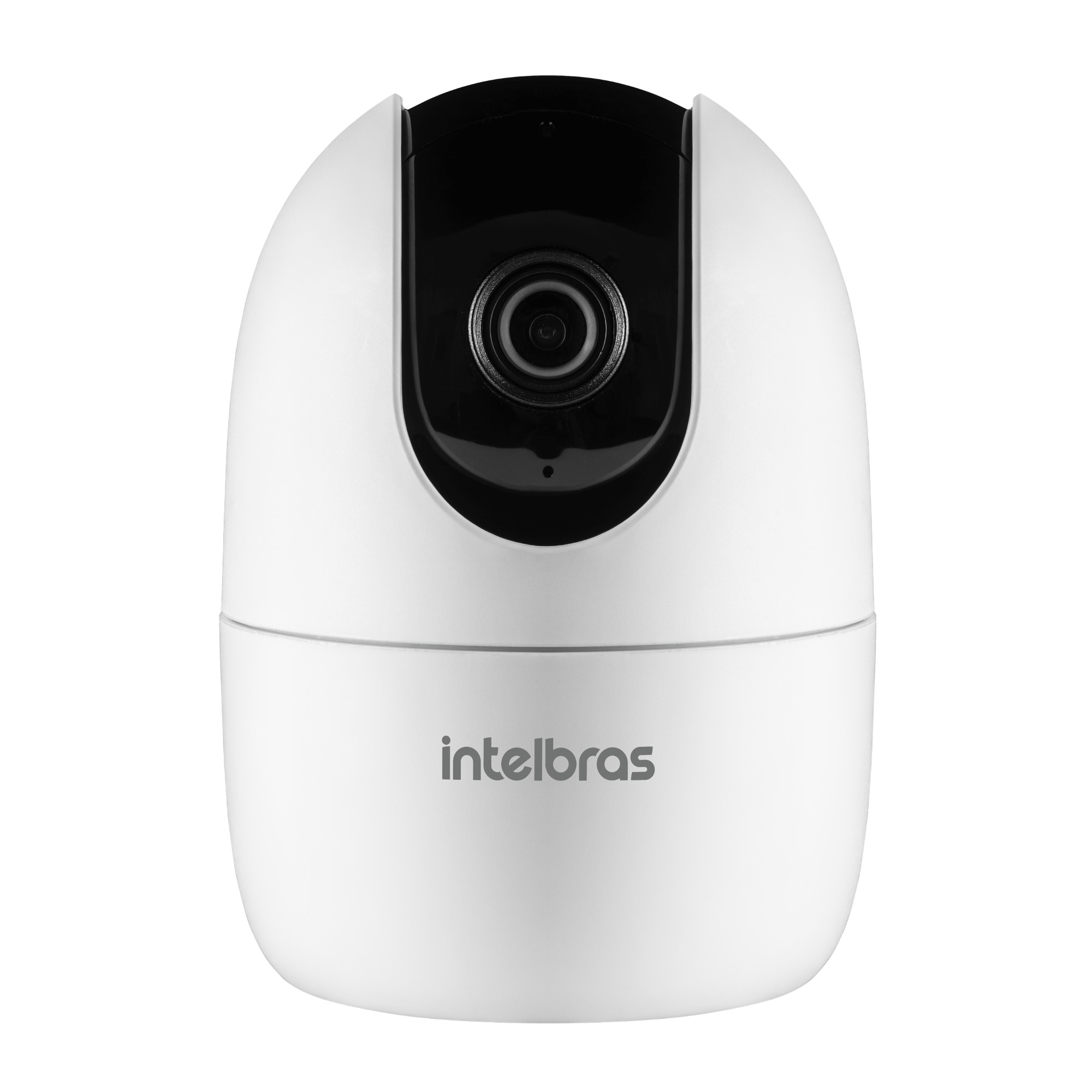 Camera de Seguranca Smart 360 Intelbras Wifi Full HD Alexa e Google Assistente IM4 Branca