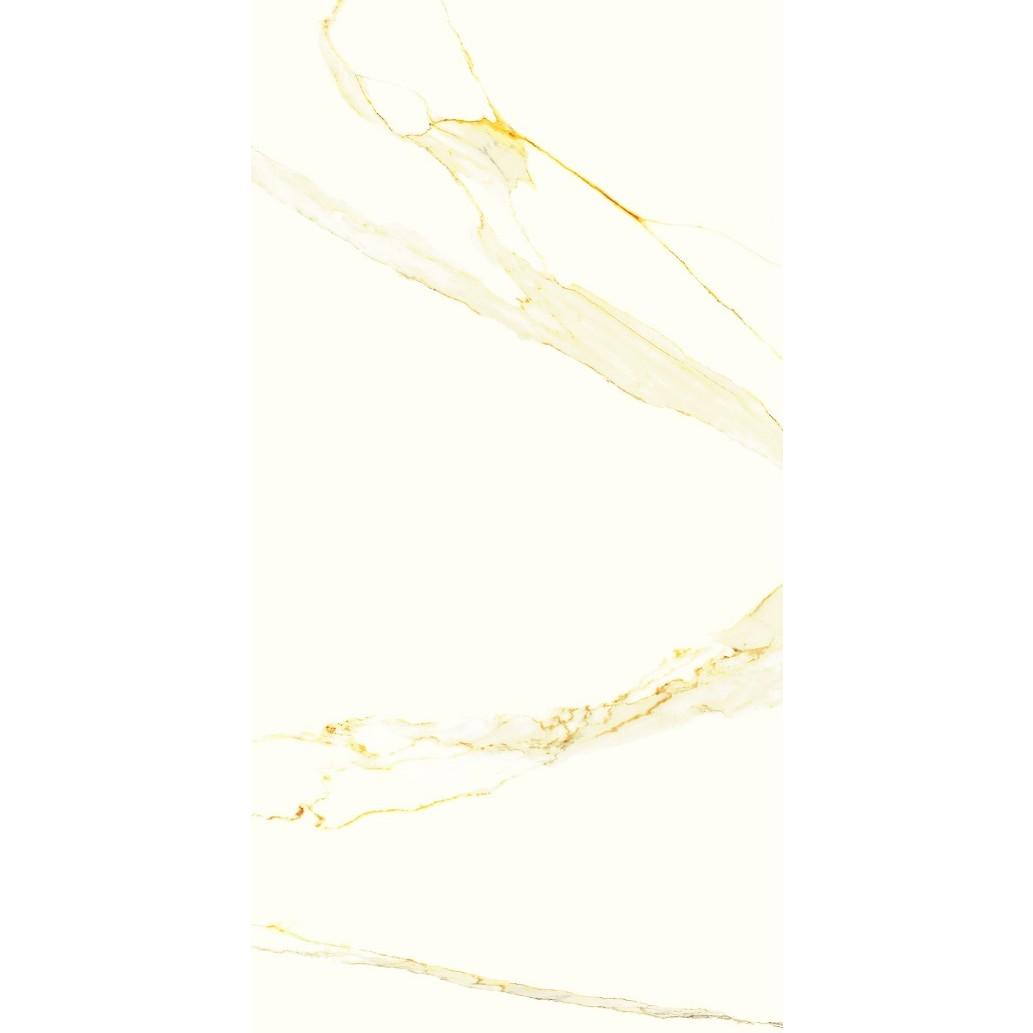 Porcelanato Tipo A 60x120 cm Calacatta Gold Fosco 144m - Platinum