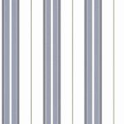 Papel de Parede 53cm x 10m PVC Sublimado Kids Listrado - Jolie