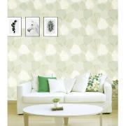 Papel de Parede 53cm x 10m Nonwoven Texturizado Blooming 0123 - Jolie