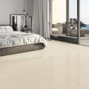 Cerâmica Tipo A 62x62 cm Palmi Plus Esmaltado Brilhante 2,32m² - Carmelo Fior