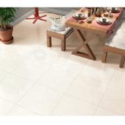 Cerâmica Tipo A 62x62cm Monviso Plus 2,32m² Esmaltado Brilhante - Carmelo Fior