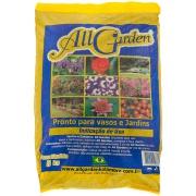 Substrato All Garden 5kg para Vasos e Jardins