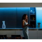 Fita LED Philips HUE 2m 20W RGB com Fonte e Tomada - Branca