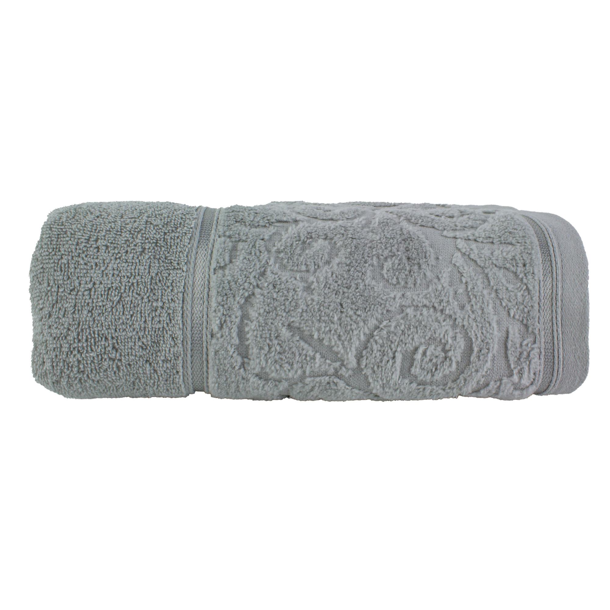 Toalha de Banho 100 Algodao 70x140 cm Cinza - Santista