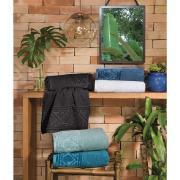 Toalha de Banho Unique 100% Algodão 70x140 cm Índigo - Santista
