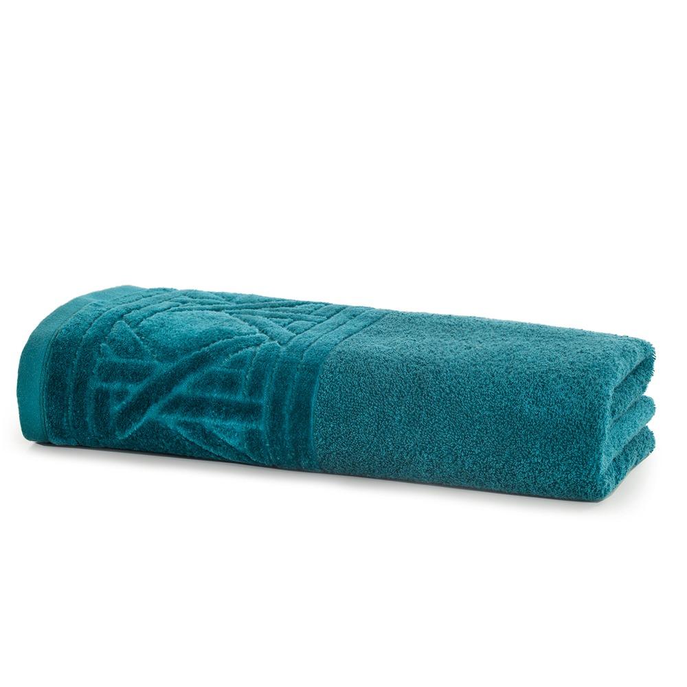 Toalha de Banho Unique 100 Algodao 70x140 cm Jade - Santista
