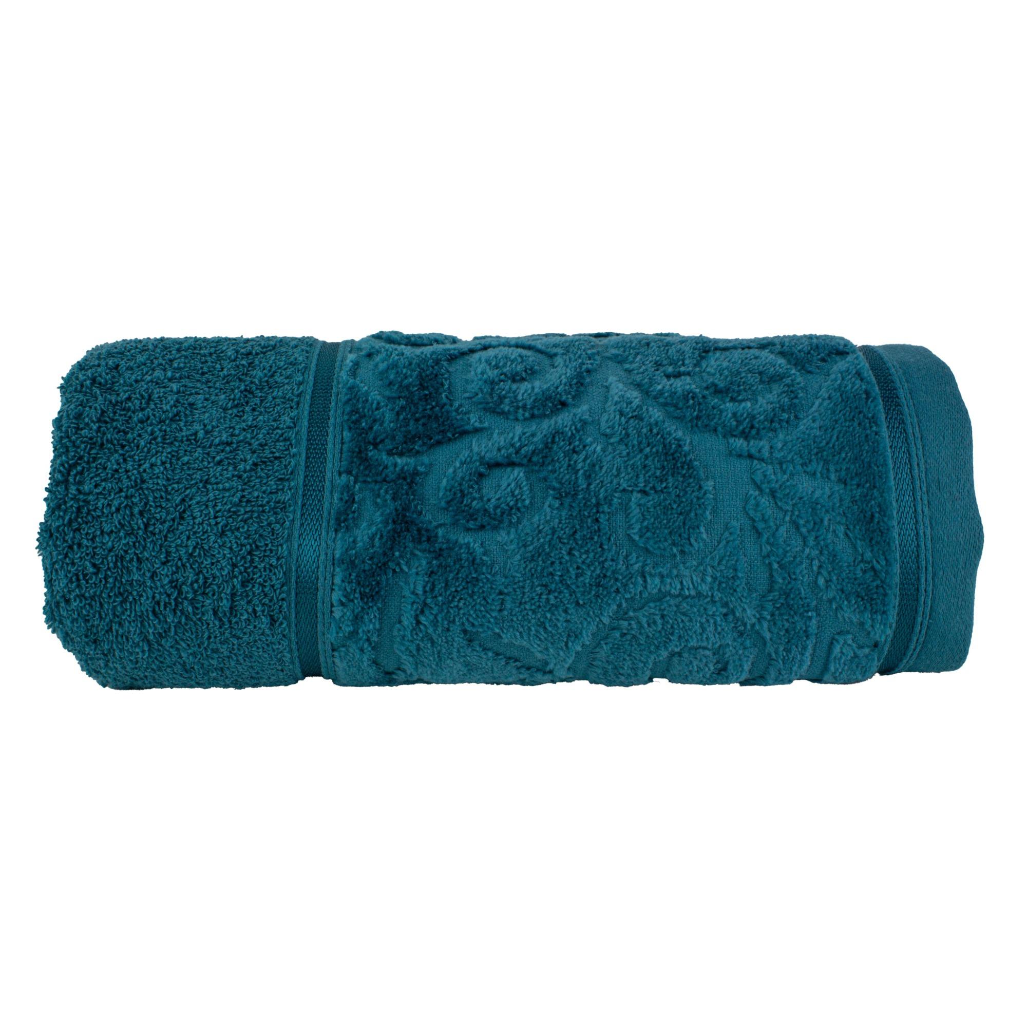 Toalha de Banho Unique 100 Algodao 70x140 cm Verde - Santista