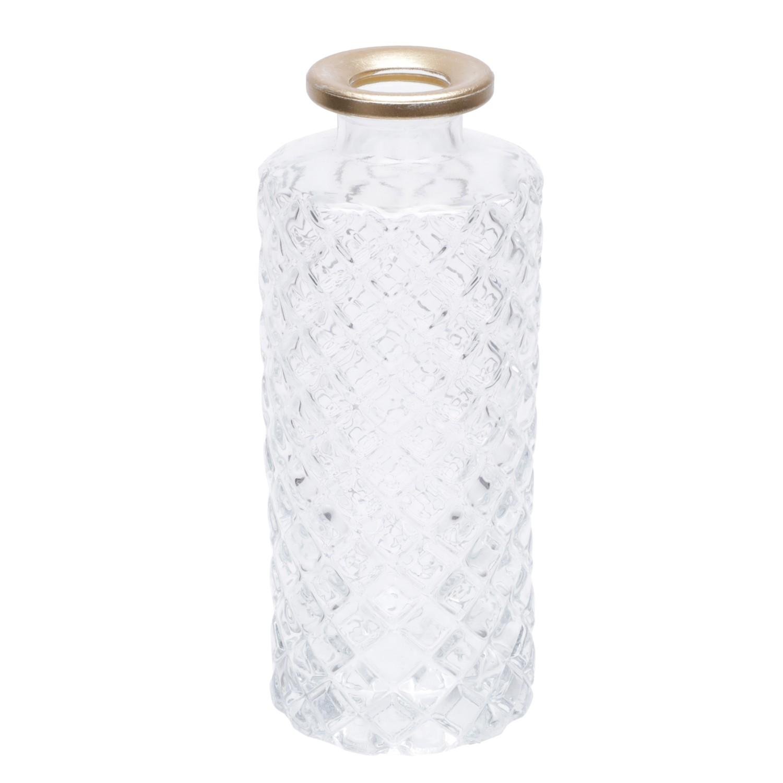 Vaso Decorativo de Vidro Redondo - Urban