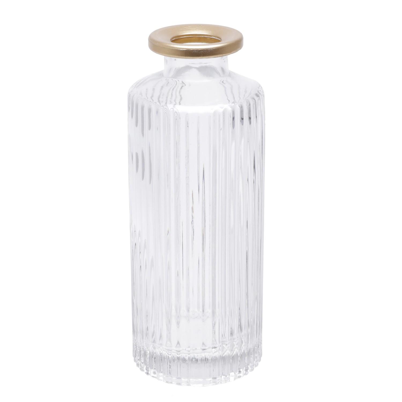 Vaso Decorativo de Vidro Redondo 13 cm - Urban
