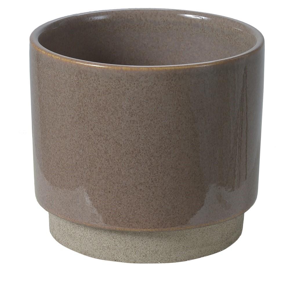 Vaso Decorativo de Ceramica Redondo Fendi - Dea