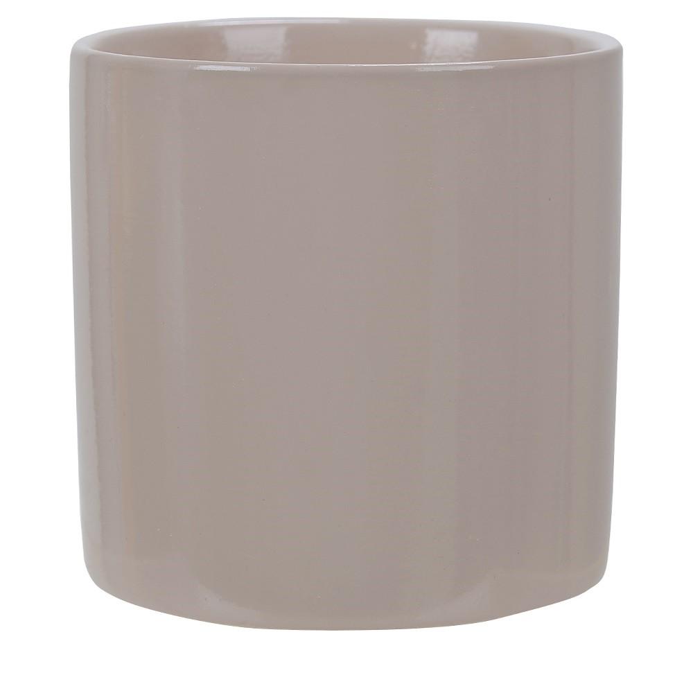 Vaso Decorativo em Ceramica Redondo 105 cm Fendi - Dea