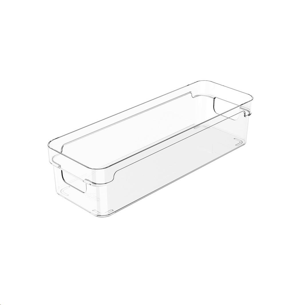Organizador Clear 30x10x7 cm Transparente - Ou