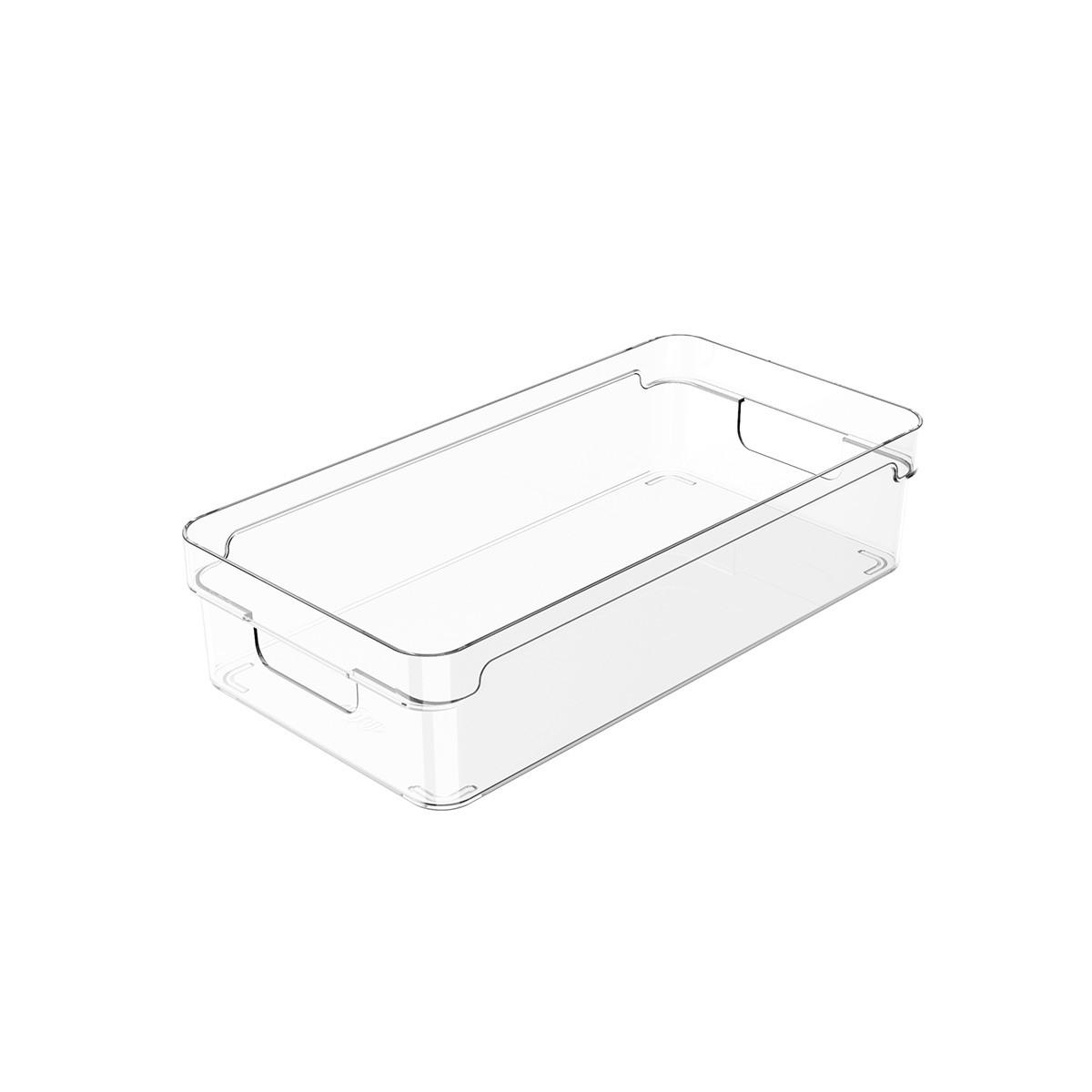 Organizador Clear 30x15x7 cm Transparente - Ou