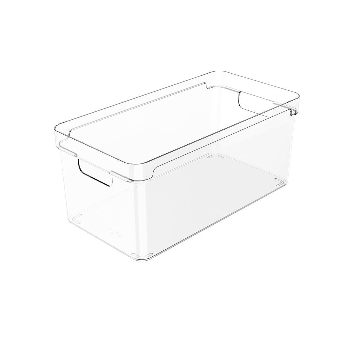 Organizador Clear 30x15x13 cm Transparente - Ou