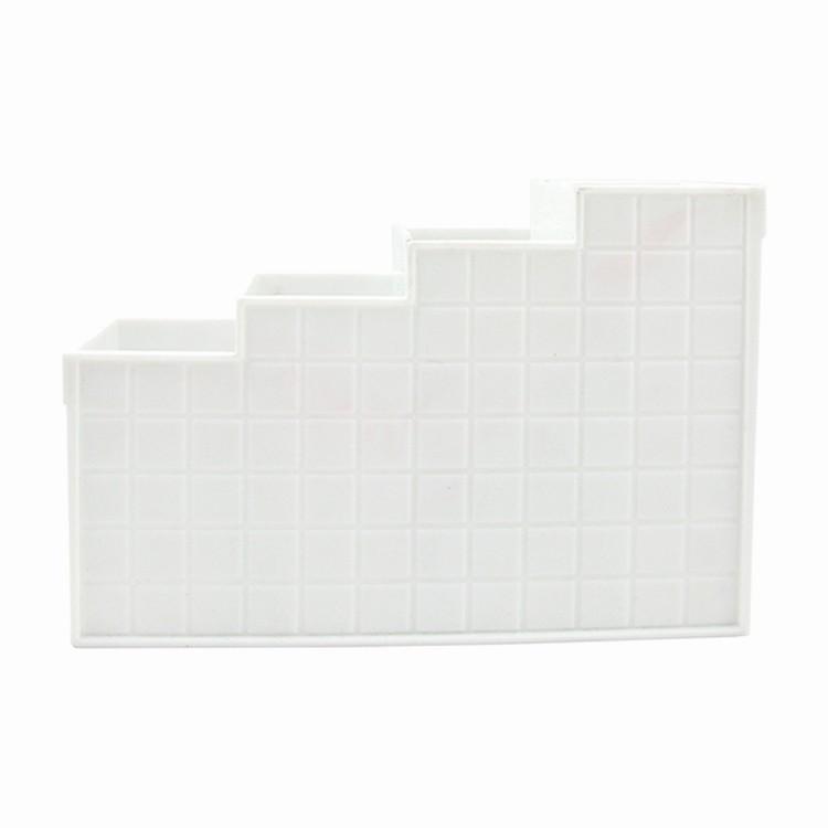 Cesta Organizadora de Plastico com Divisorias 11x16 cm - Clink