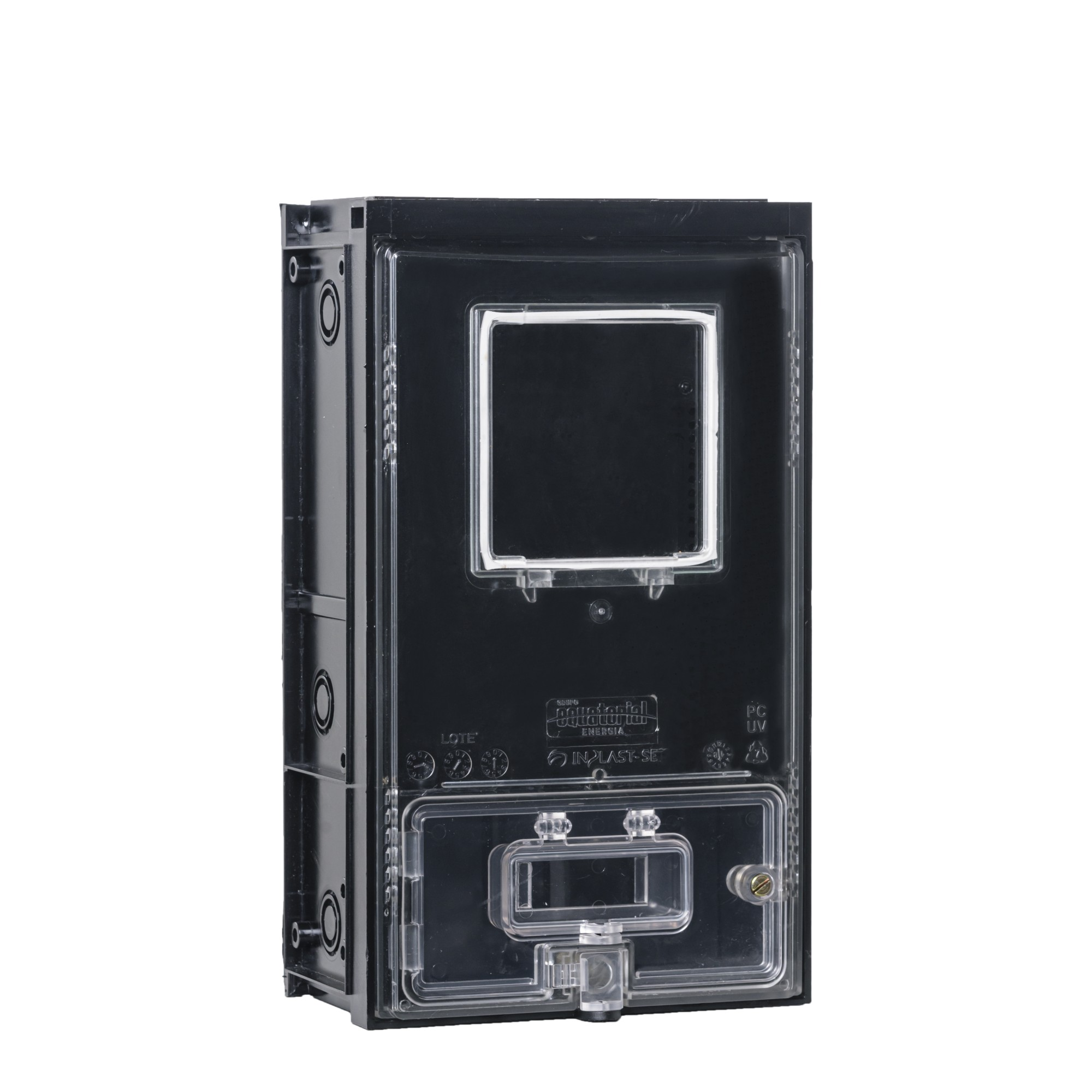 Quadro de Medicao Monofasica Caixa para Disjuntor Neoenergia - Inplast