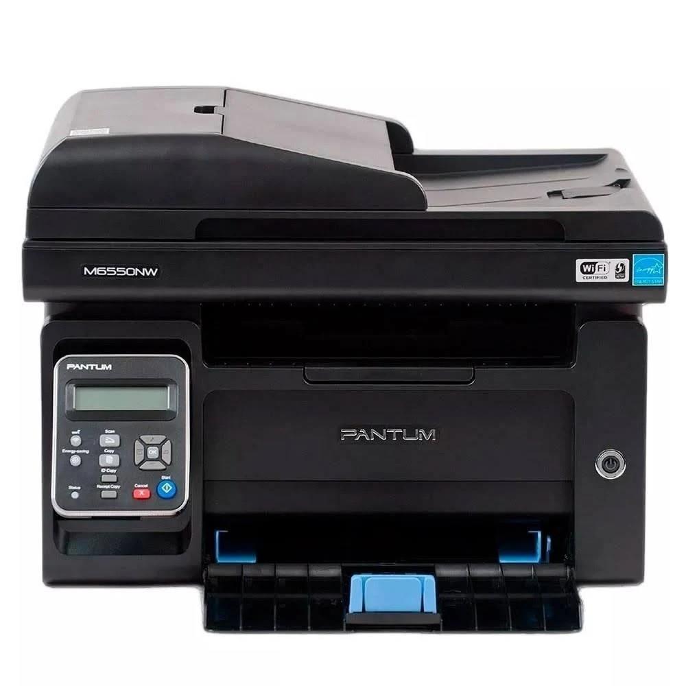 Impressora Multifuncional Laser M6550 Preta - Elgin