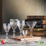 Taça Diamond Água de Vidro 300 ml - Mypa
