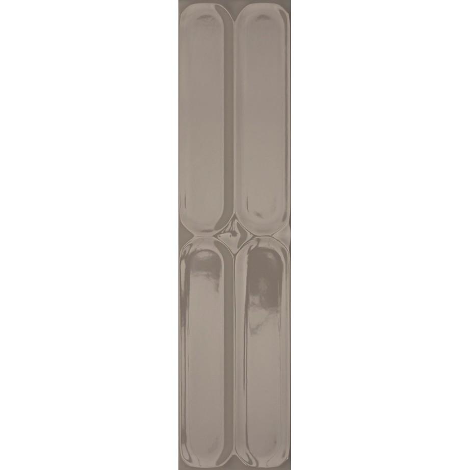 Revestimento Tipo A 10x40 cm Brilhante Krea Safari Monocolor - Portobello