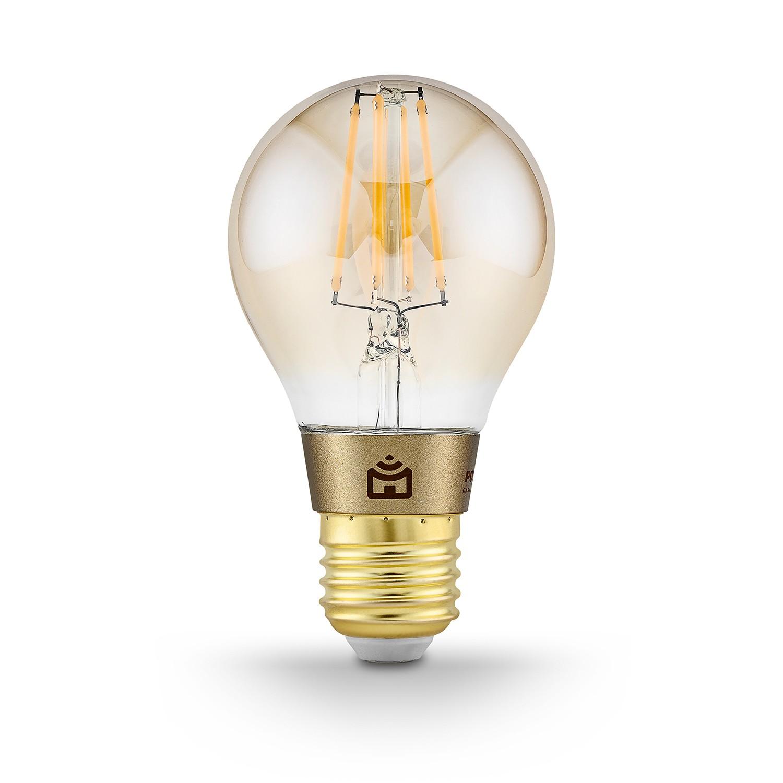 Lampada Smart Retro Positivo Wi-Fi 7W E27 - 11152172
