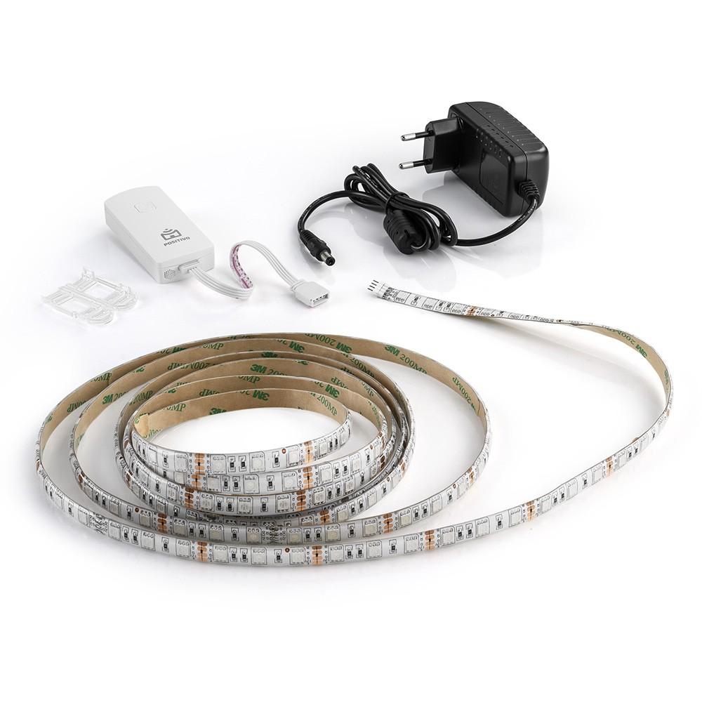 Fita Smart LED Positivo 30W Wifi RGB 3m - 11152173