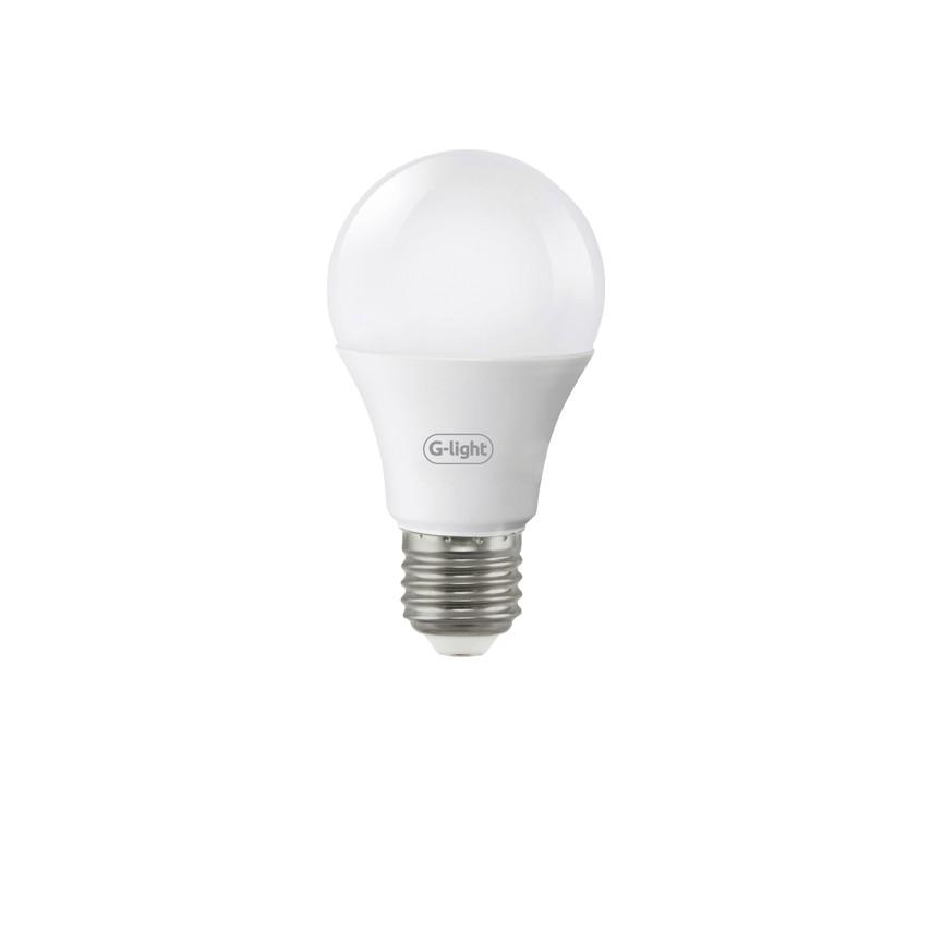 Lampada LED Bulbo 15w E27 Autovolt Luz Amarela - Glight